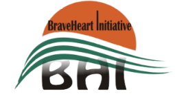 BraveHeart Initiative Logo